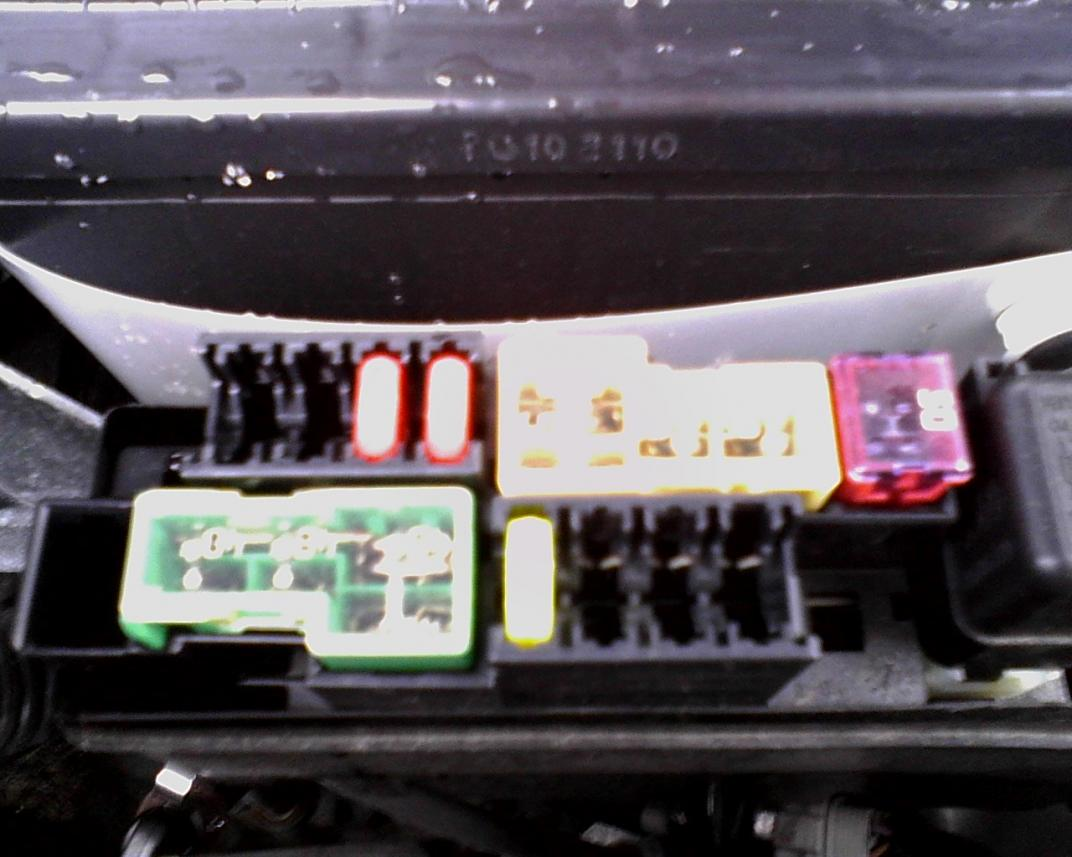 Fuse Module Locations (pics) Nissan Versa Forums 2010 Jeep Wrangler  Unlimited Fuse Box 2010 Nissan Versa Fuse Box
