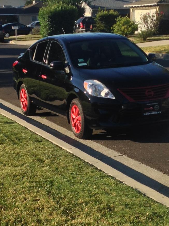 Blkbnny 2014 Versa Sv Nissan Versa Forums
