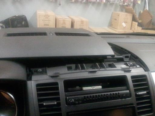 nissan versa passenger airbag replacement