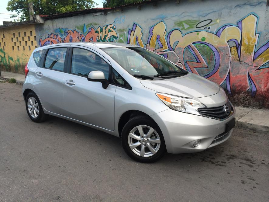 Nissan Versa S >> Silver 2014 Note Sense CVT in Mexico - Nissan Versa Forums
