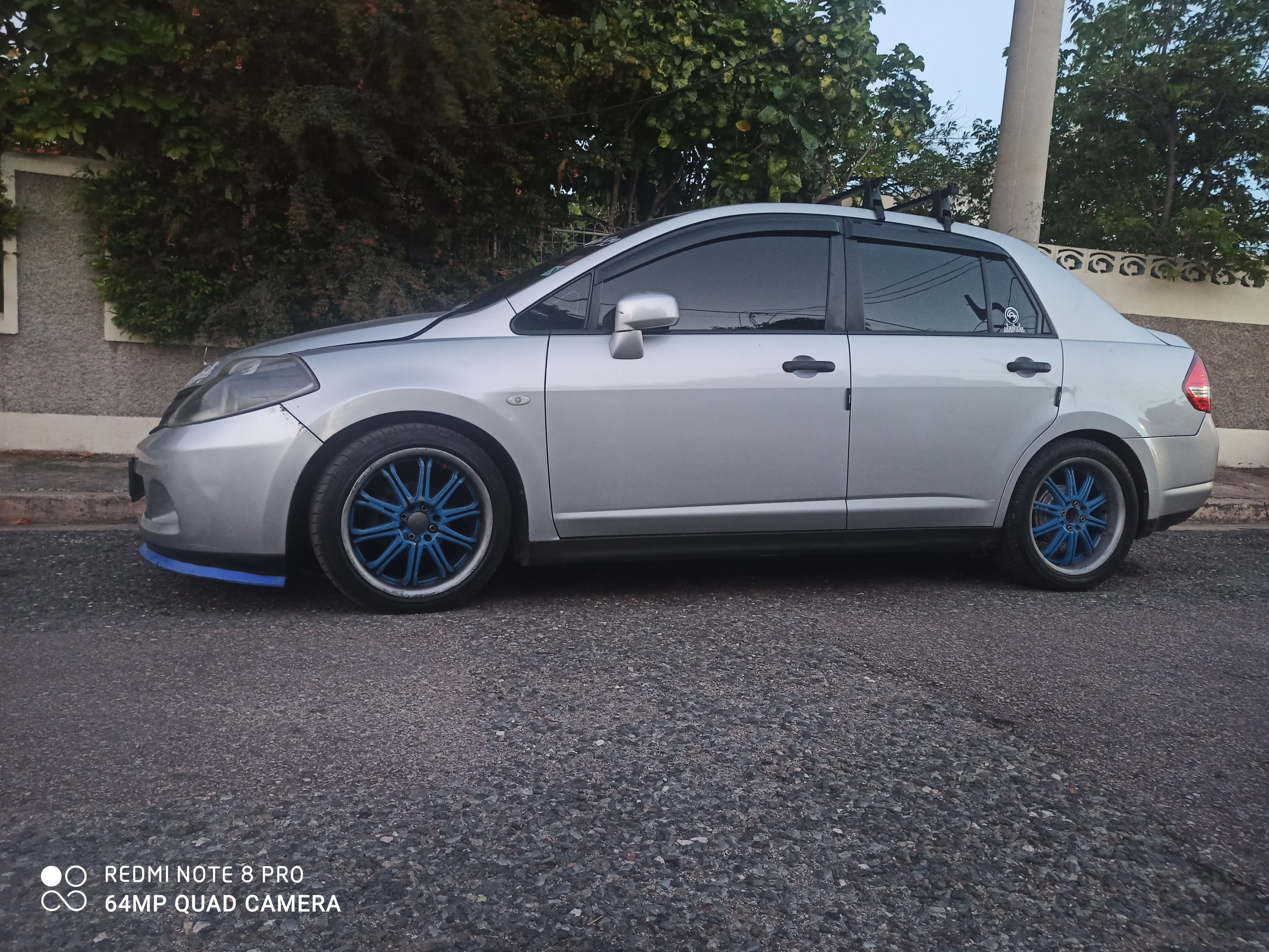 Need Help On Getting Rid Of Excessive Wheel Space 2012 Nissan Tiida Nissan Versa Forums