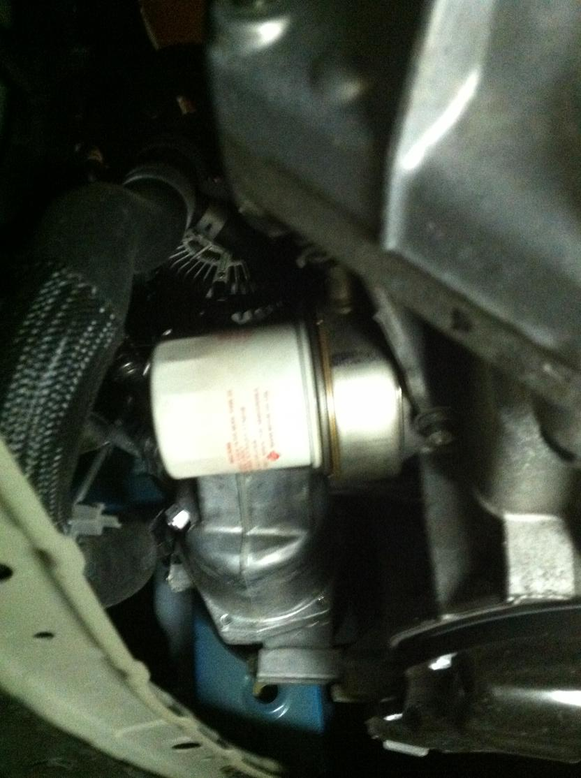 Larger Oil Filter For 14 Note Nissan Versa Forums